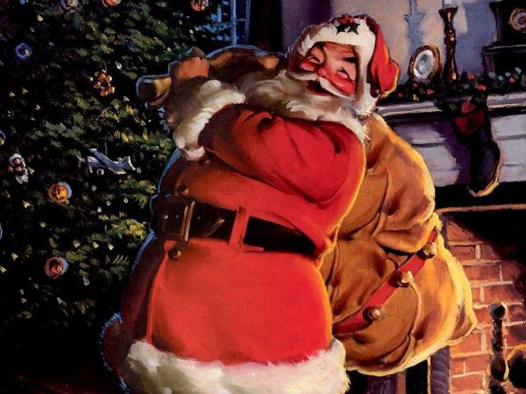 Truyền thuyết cho rằng, ông già Noel sinh sống tại Bắc Cực với những người lùn, dành đa số thời gian để chuẩn bị quà, đồ chơi cho trẻ em.