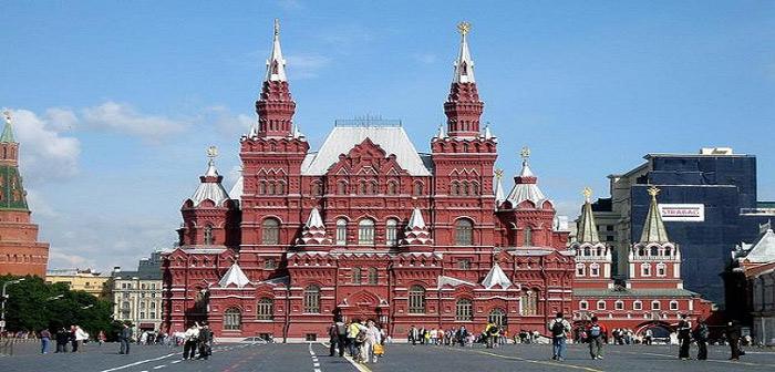 Nếu Matxcova là trái tim của nước Nga thì quảng trường đỏ là trung tâm của của Matxcova và của cả nước Nga