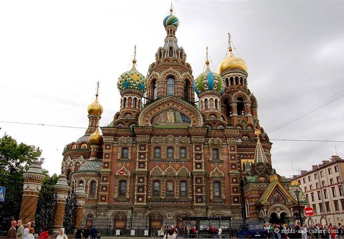 Saint Petersburg là cố đô và là thành phố lớn thứ hai của nước Nga, sau thủ đô Moscow.