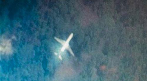 Máy bay MH370 mất tích