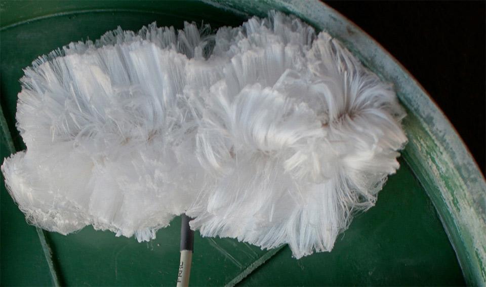 Băng tóc một trong những dạng thú vị nhất của băng đá.