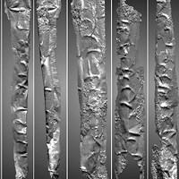 Thần chú trên cuộn giấy bạc 1.300 năm tuổi ở Jordan