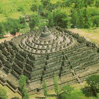 Quần thể đền tháp Borobudur