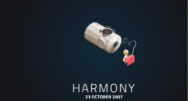Đây là công trình của Cơ quan không gian Italy, được sử dụng từ 23/10/2007.