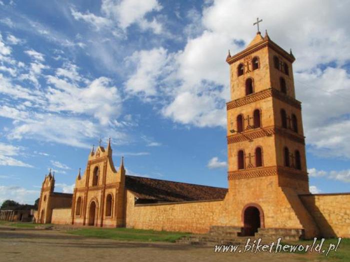 Khu truyền giáo gồm 06 công trình trong tổng số 11 công trình vốn có trước đây.