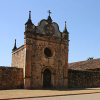 Khu truyền giáo của dòng Tên ở Chiquitos