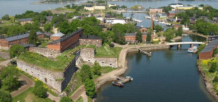 Tổ chức Khoa học, Giáo dục và Văn hóa của Liên hiệp quốc Unesco đã công nhận Pháo đài Suomenlinna của Phần Lan là Di sản văn hóa thế giới năm 1991.