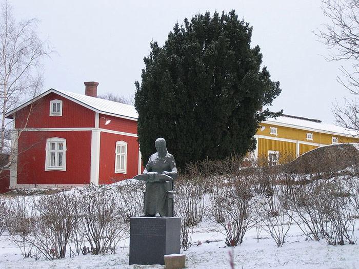 Ngôi nhà lâu đời nhất tính đến nay được xây dựng vào thế kỷ thứ 18.