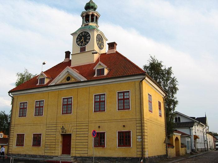 Thành phố cổ Rauma là minh chứng rõ nét cho quy hoạch kiến trúc của các đô thị cổ tại Châu Âu những thế kỷ trước