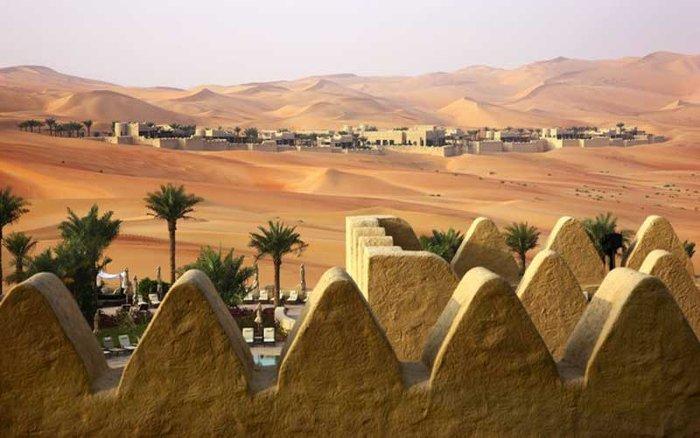 Sa mạc này chiếm phần lớn diện tích bán đảo Ả Rập.