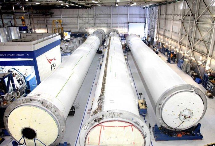 SpaceX có thể giúp đưa các vệ tinh không quân của Mỹ với giá rẻ.