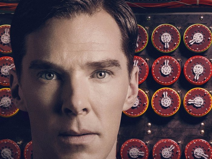 "Alan Turing do Benedict Cumberbatch thủ vai, trong bộ phim ""The Imitation Game""."
