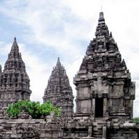 Quần thể đền đài Prambanan