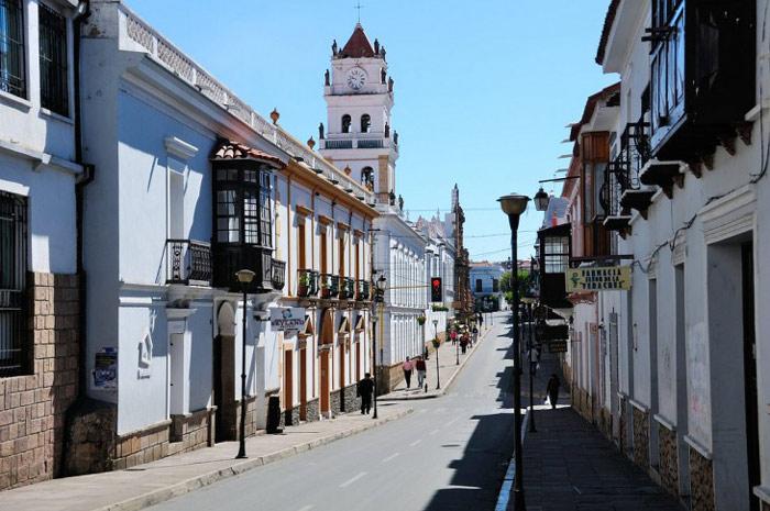 Cảnh quan kiến trúc chung của khu vực trung tâm với những công trình có giá trị đã mang lại cho khu trung tâm thành phố Sucre một sức hút lớn, vì vậy mà thành phố này dù hiện nay không còn là thủ đô những vẫn nắm giữ vai trò lịch sử, văn hóa rất lớn..