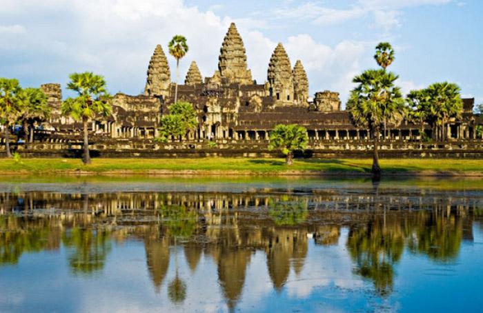 Angkor là một trong những địa điểm khảo cổ quan trọng nhất ở Đông Nam Á.