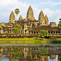 Angkor - Di sản văn hóa thế giới tại Campuchia