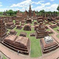 Thành phố lịch sử Sukhothai