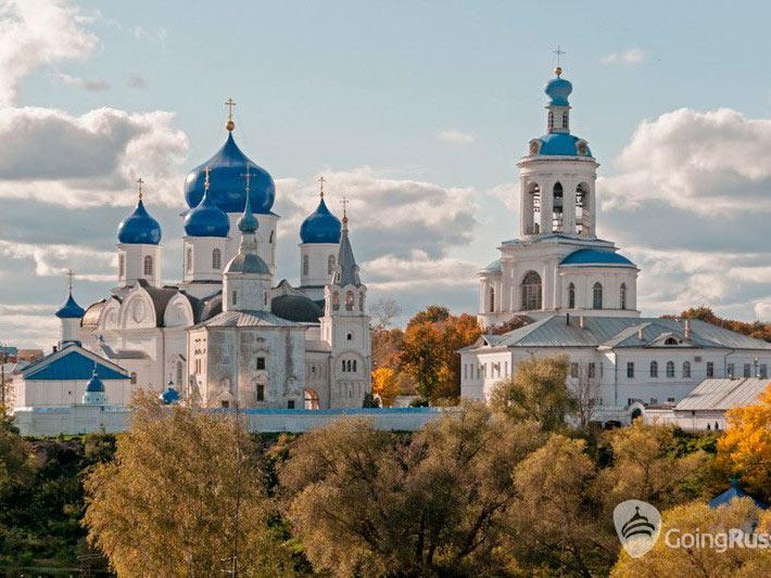 Thành phố Vladimir là một trong những thành phố du lịch nổi tiếng nhất ở Nga.
