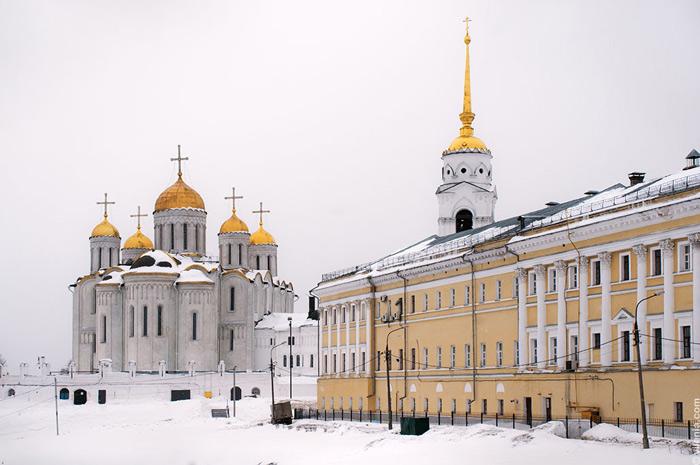 Trong đó, đặc biệt nhất là Các công trình kỷ niệm Vladimir đã được Unesco công nhận là Di sản văn hóa thế giới.