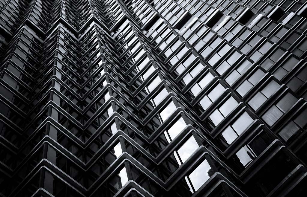 Architectural Convergence chụp bởi Darren LoPrinzi