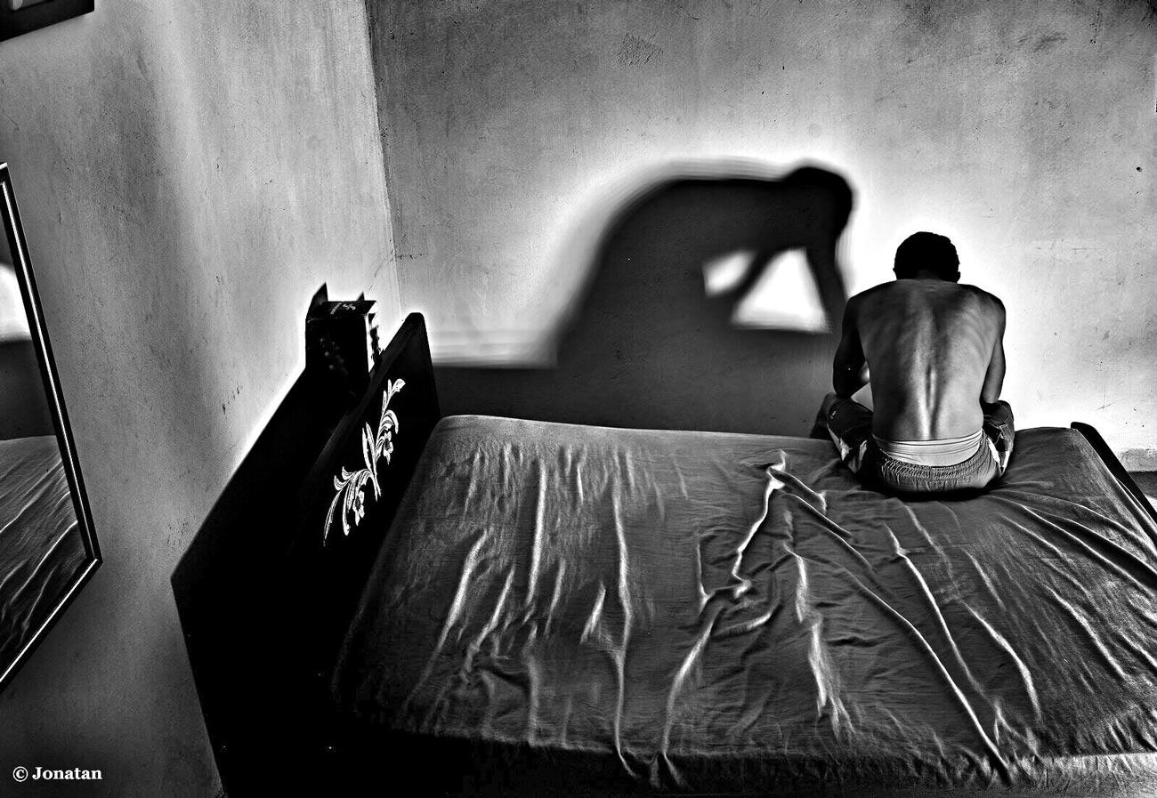 Sleeplessness(Insomnio) chụp bởi Jonatan Banista