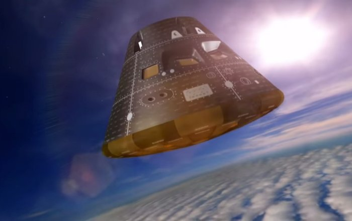Tàu vũ trụ tương lai có thể được chế tạo từ kim loại siêu cứng và siêu nhẹ mới.