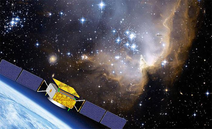 Vệ tinh thám hiểm vật chất tối Ngộ Không của Trung Quốc bắt đầu gửi dữ liệu về Trái Đất.