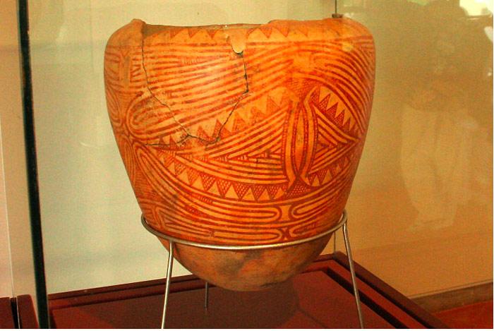 Có nghĩa là khu vực này có niên đại sớm nhất trong các di chỉ thời kỳ văn hóa đồ đồng của thế giới.