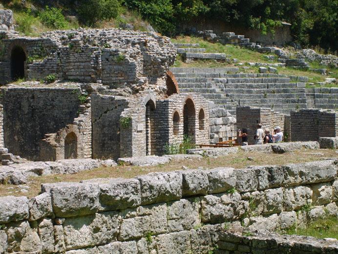 Tổ chức Khoa học, Giáo dục và Văn hóa của Liên hiệp quốc Unesco đã công nhận Butrint của Albania là Di sản văn hóa thế giới năm 1992.