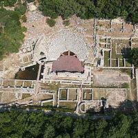 Butrint - Di sản văn hóa thế giới tại Albania