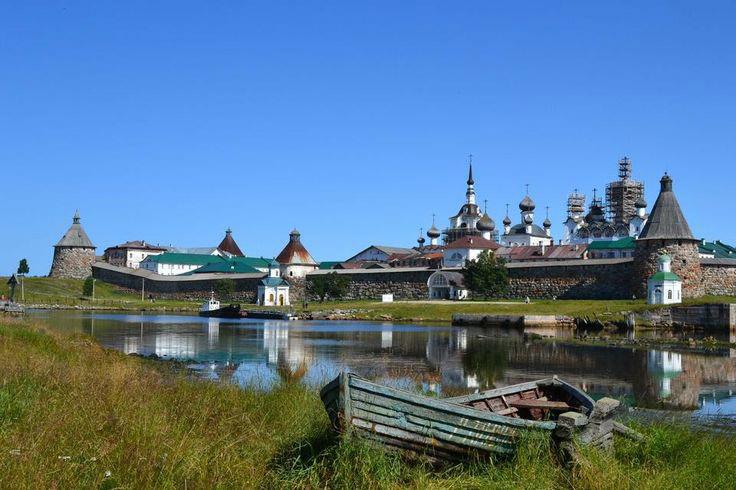 Cảnh quan văn hóa và lịch sử của đảo Solovetsky là cụm từ chỉ các công trình cũng như các dấu vết quan trọng về sự sống của con người có từ 3000 năm trước công nguyên.