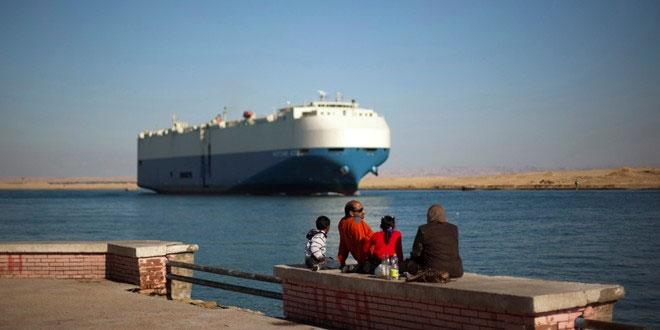 Năm 2014, Cục quản lý kênh đào Suez của Ai Cập đã công bố dự án tu sửa và đào sâu kênh chính trị giá 8,5 tỷ USD.