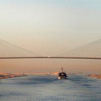 Kênh đào Suez - Giấc mộng vĩ đại của các đế vương