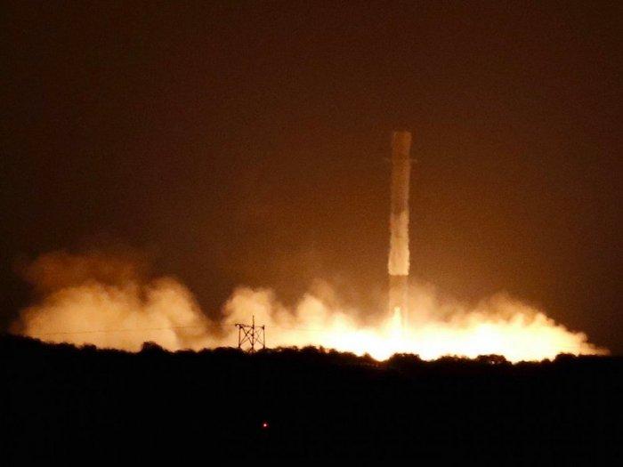 SpaceX thuộc sở hữu của doanh nhân Elon Musk.