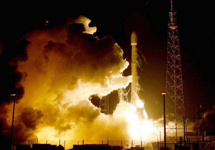 Toàn bộ chi phí cho nhiệm vụ phóng tên lửa Falcon 9 vào không gian lên đến 61,2 triệu USD.