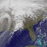 Cận cảnh siêu bão có sức tàn phá kinh hoàng đổ bộ vào Mỹ
