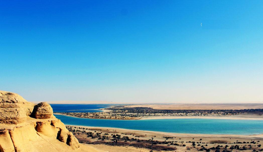 Điều đó đồng nghĩa lượng nước có thể được sử dụng ở Fayoum bị giới hạn bởi khả năng thoát nước tối đa của khu vực.
