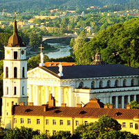 Trung tâm lịch sử Vilnius