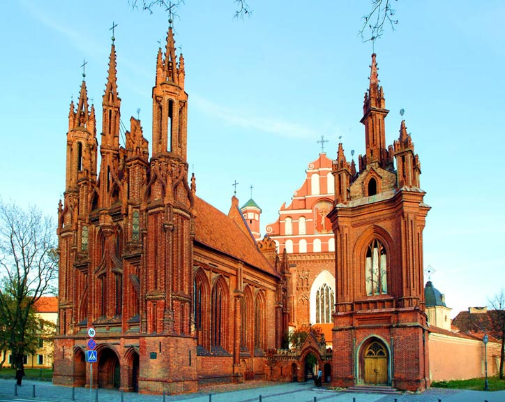 Nhà thờ st.Ann