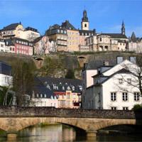 Thành phố Luxembourg, những phố cổ và công sự