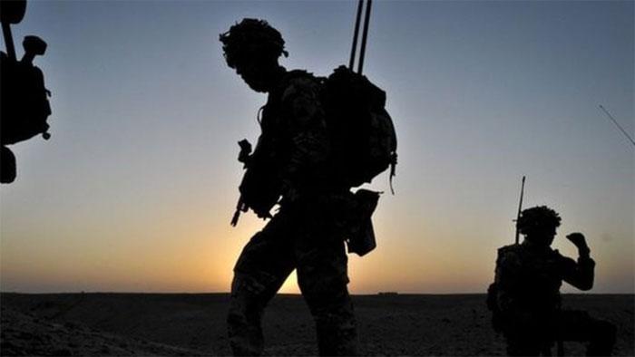 Đoàn lính Anh bị mất tích bí ẩn khi đang chiến đấu.