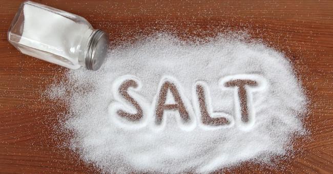 Một chế độ ăn bổ sung đủ muối là tối cần thiết cho cơ thể khỏe mạnh.