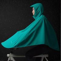 Video: Siêu áo mưa chống ướt cho người đi xe đạp