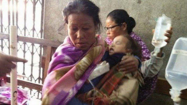 Hơn 100 người bị thương do động đất.
