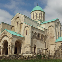 Nhà thờ chính tòa Bagrati và Tu viện Gelati ở Kutaisi