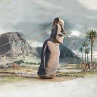 Kỳ lạ những bức tượng nặng chục tấn biết đi?