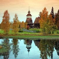 Nhà thờ cổ Petäjävesi
