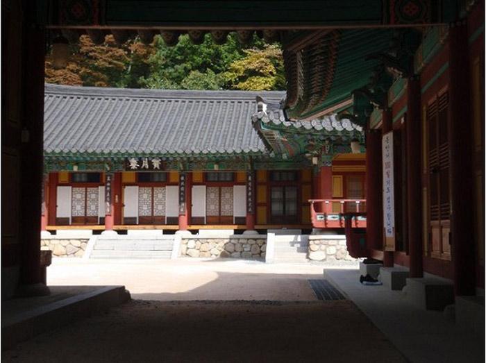 Chùa Bulguksa được xây dựng vào thời kỳ đầu của triều đại Shilla