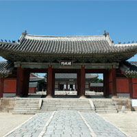 Đền Jongmyo - Di sản văn hóa thế giới tại Hàn Quốc