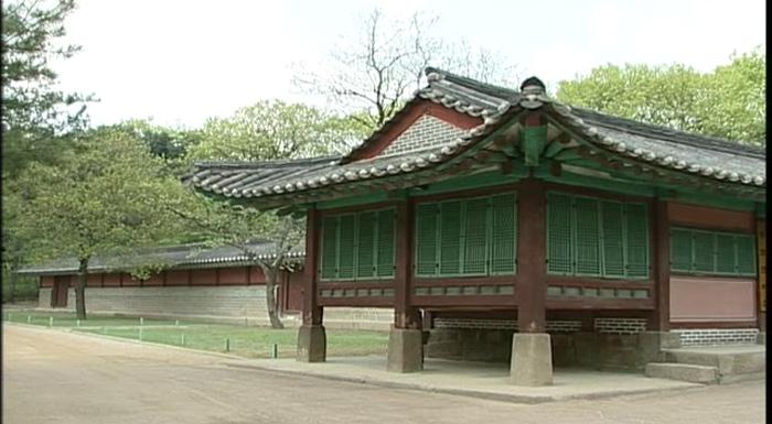 Đền Jongmyo còn là một công trình kiến trúc tuyệt đẹp và có giá trị cao.